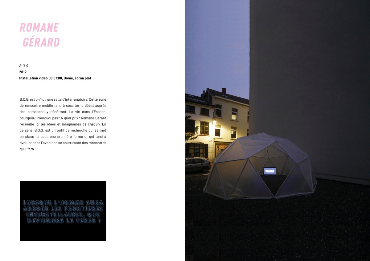 Edition numérique Space XXX11