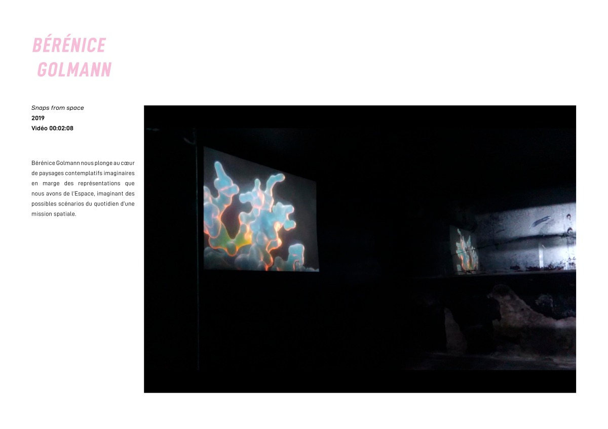 Edition numérique Space XXX13